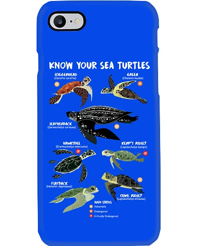 HD Sea Turtle Types