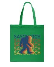 TT94 Sasquatch Tote Bag thumbnail