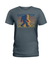 TT94 Sasquatch Ladies T-Shirt thumbnail