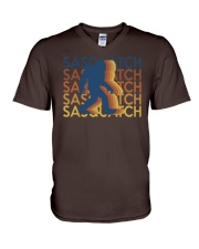 TT94 Sasquatch V-Neck T-Shirt thumbnail
