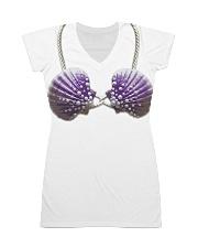 A97 Seashells Bra Full All-over Dress thumbnail