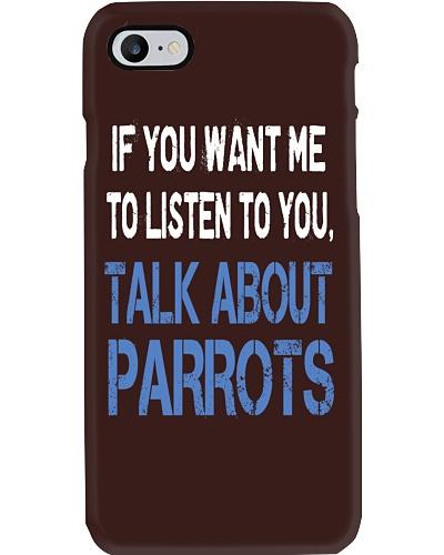 HQ Talk About Parrot