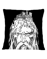 A97 Mermaid Poseidon Square Pillowcase thumbnail