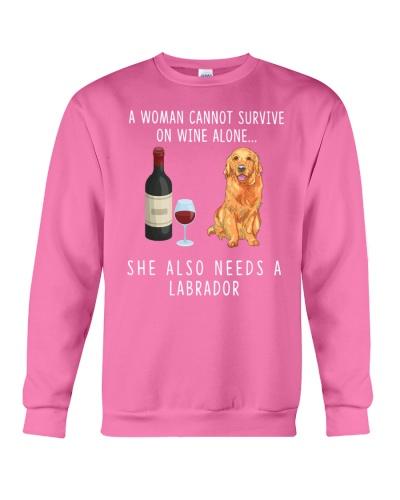 Wine 3689 Labrador