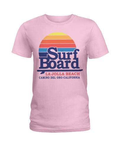 Surfing TT94 Board