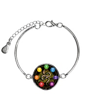 XP Snake Necklace Metallic Circle Bracelet thumbnail