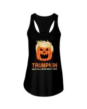 NN Trumpkin Ladies Flowy Tank thumbnail