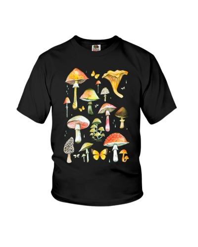 HD Colorful Mushroom