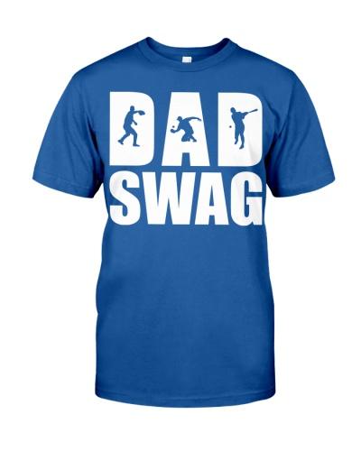 Family HD Dad Swag Softball