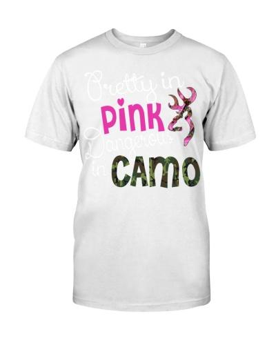 CGirl HD Pink Camo