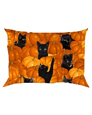HQ Haloween Cat Rectangular Pillowcase thumbnail