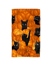 HQ Haloween Cat Hand Towel thumbnail