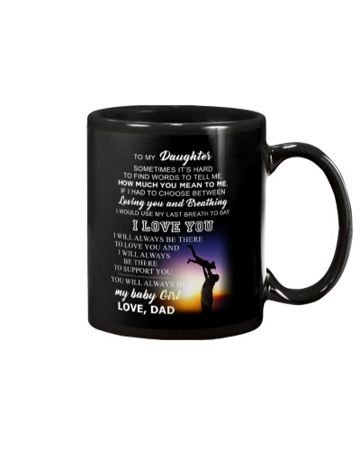 HQD My Daughter Mug