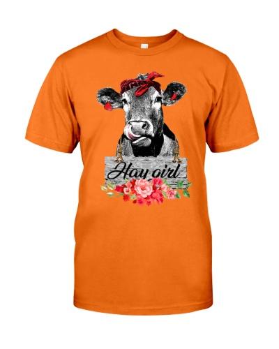 HQ Hay Girl