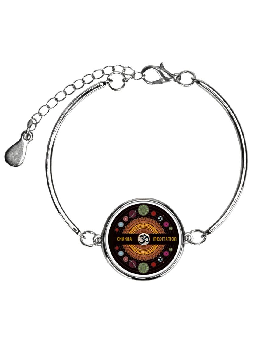 Yoga A97 Planets Metallic Circle Bracelet