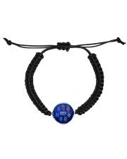 Yoga A97 Chakra Cord Circle Bracelet thumbnail