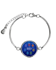 Yoga A97 Chakra Metallic Circle Bracelet thumbnail