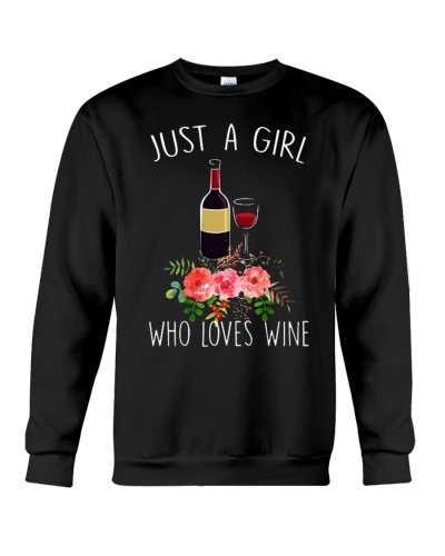 Wine 3689 Girl Loves Wine