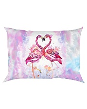 HQ Flamingo Full Rectangular Pillowcase thumbnail