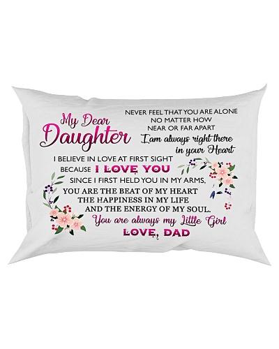 HQD Dear Daughter Pillow