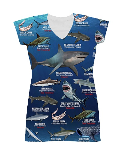 HD Your Shark Dress