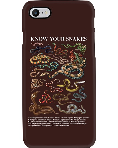 HD Know Your Snakes