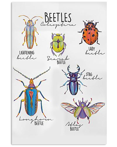 HD Beetles Poster