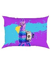 HD Llama Rectangular Pillowcase thumbnail
