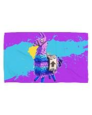 HD Llama Hand Towel (horizontal) thumbnail