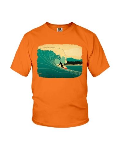 Surfing TT94 Big Wave