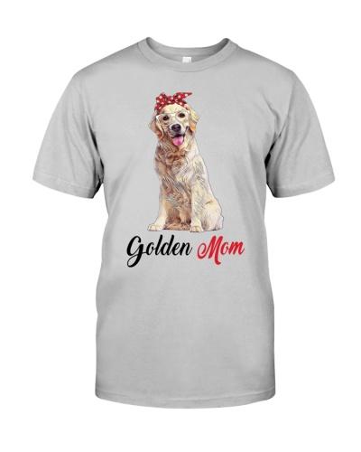 Dog Lovers HD Mom Golden 1