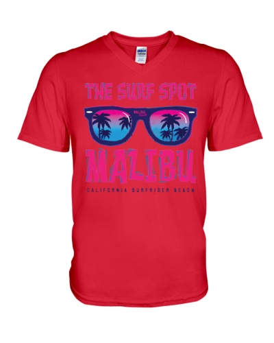Surfing TT94 Malibu
