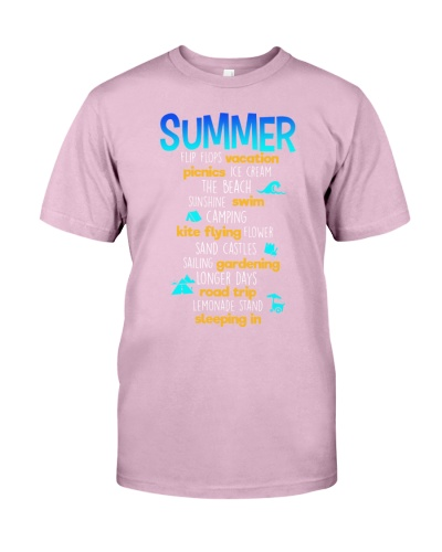 Summer PH89 Activities