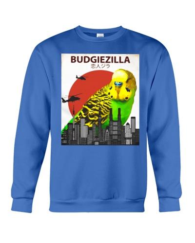 HD Budgiezilla