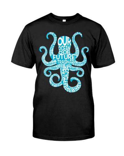 Ocean HD Octopus