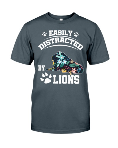Spirit PH89 Distracted By Lions