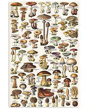 HD Mushroom Poster 11x17 Poster thumbnail