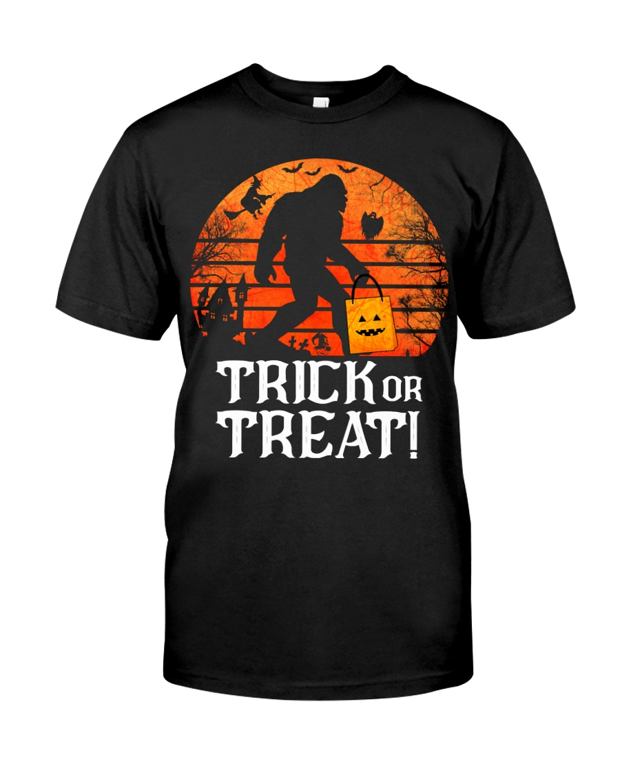 NN Trick Or Treat Classic T-Shirt