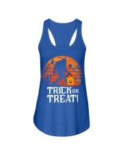 NN Trick Or Treat Ladies Flowy Tank thumbnail
