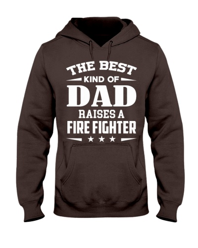 Family HD Fire Fighter Dad