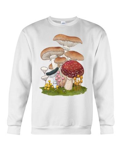 HD Poisonous Mushroom