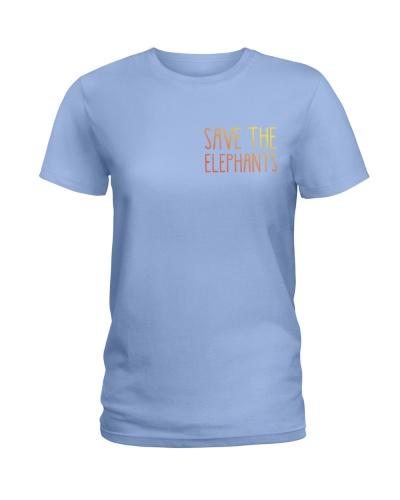HD Save The Elephants