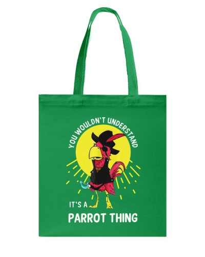 HD Parrot Thing