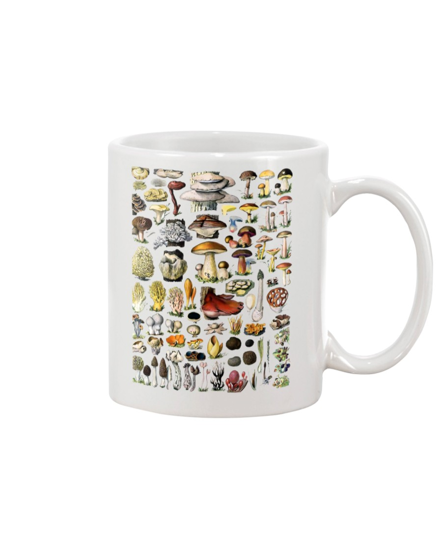 HQD Big Mushrooms Cup Mug