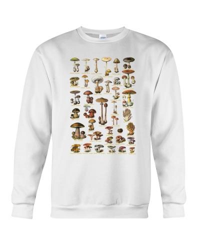 HD Small Mushrooms