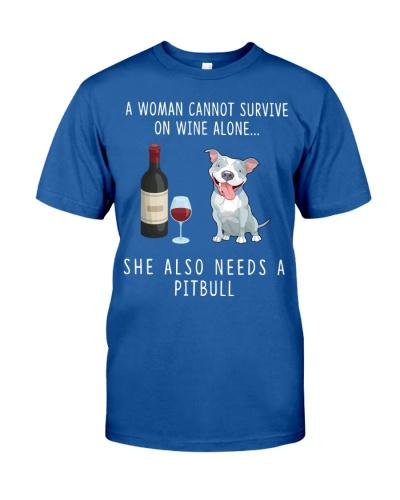 Wine 3689 Pitbull