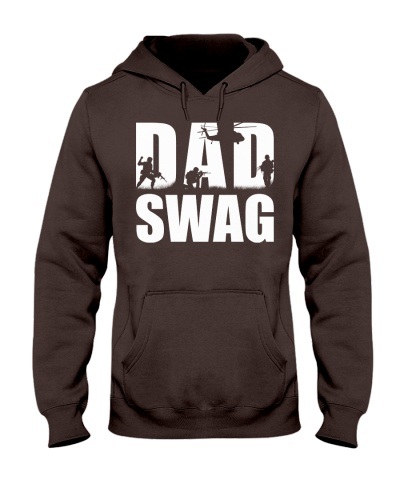 Family HD Dad Swag Military