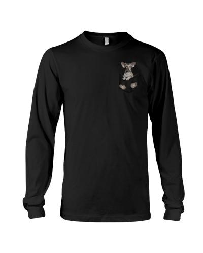 HQD Oriental Shorthair Cat Pocket