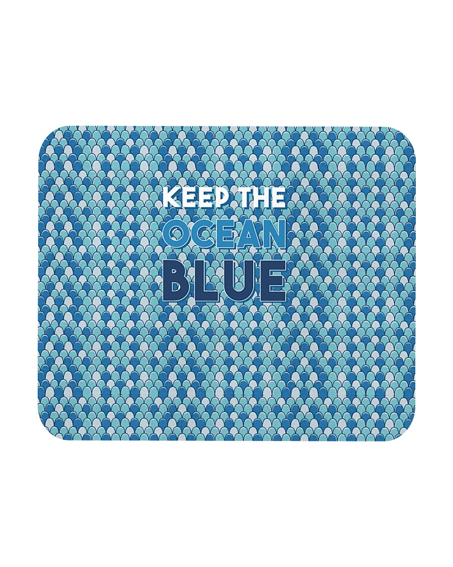 A97 Blue Full Mousepad