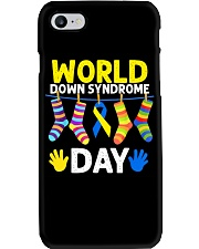 World Down Syndrome Day Phone Case thumbnail